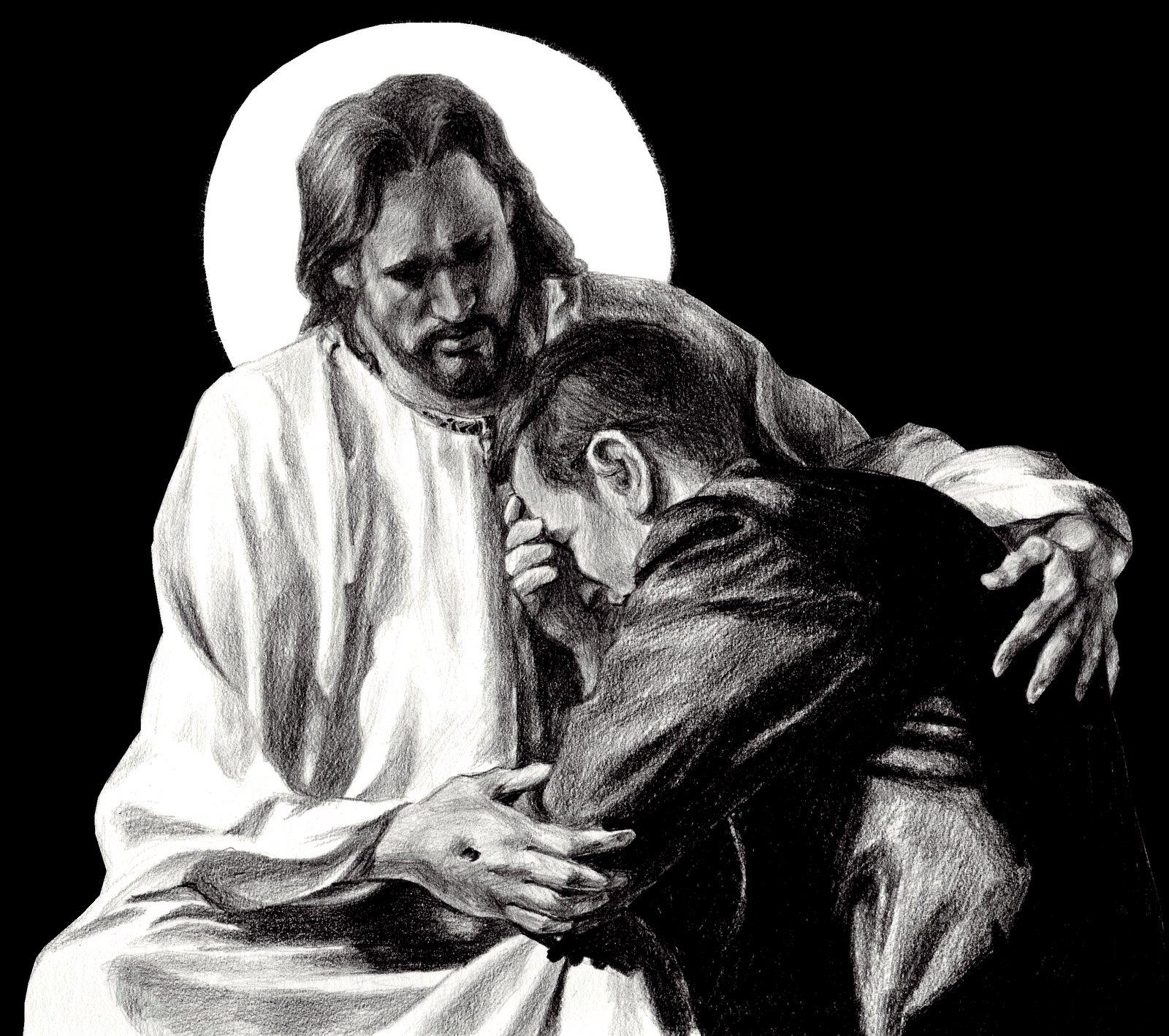 Таинство Покаяния (Исповедь)