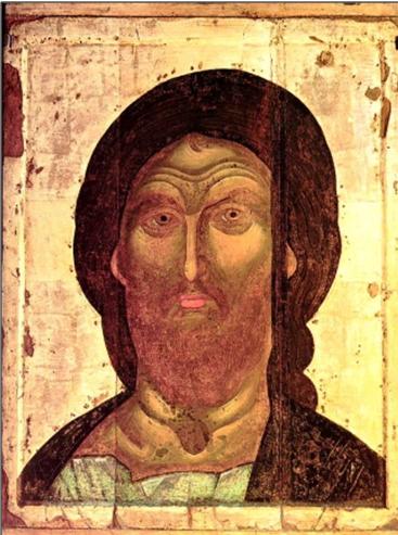 Перенесение из Едессы в Константинополь Нерукотворного Образа (Убруса) Господа Иисуса Христа (944) (третий Спас)