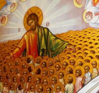 14000 младенцев, от Ирода в Вифлееме избиенных